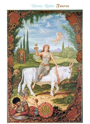 Venus in Taurus, astrology Tara Greene