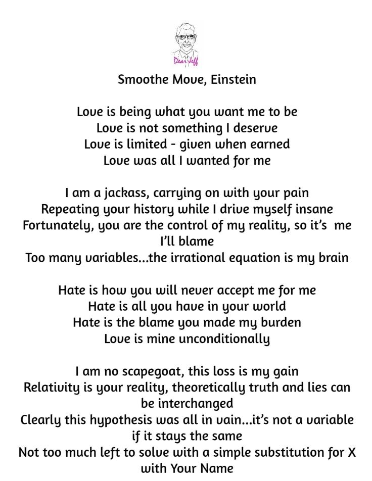Smoothe Move, Einstein